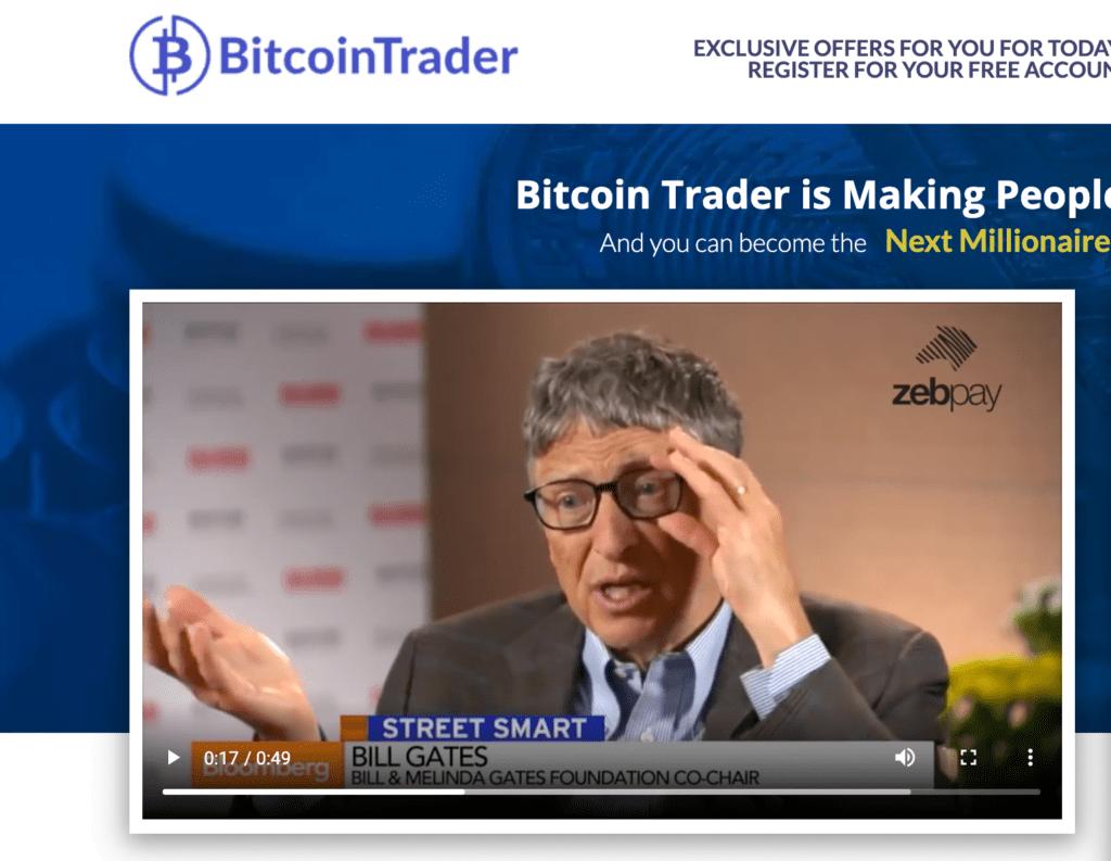 Поддельные изображения Билла Гейтса