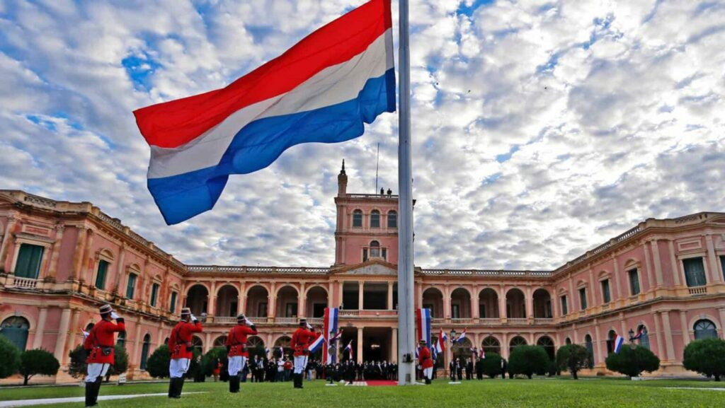 paraguay and cryptocurrency